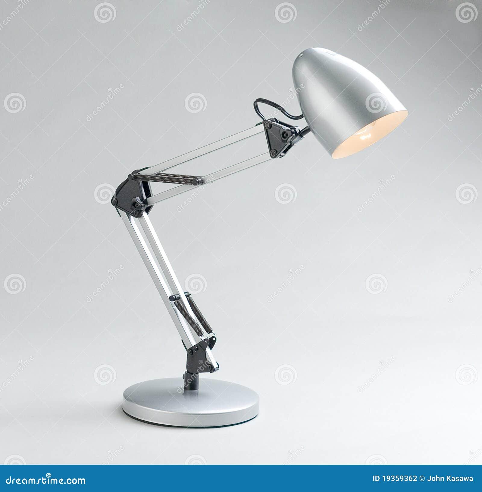 Lâmpada moderna