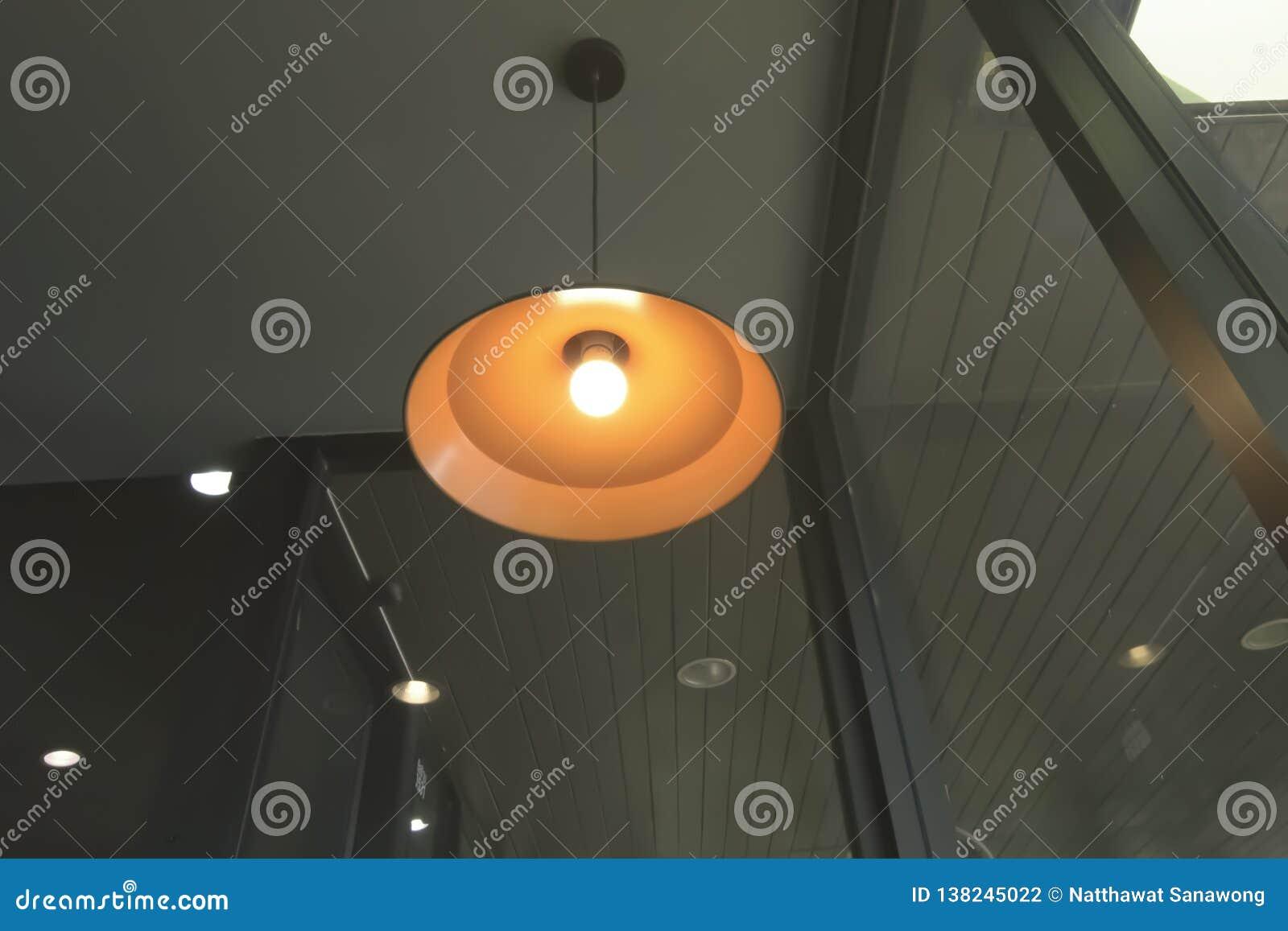 Lâmpada retro bonita luxuosa da luz de edison do teto à moda do círculo do cair para sentar-se