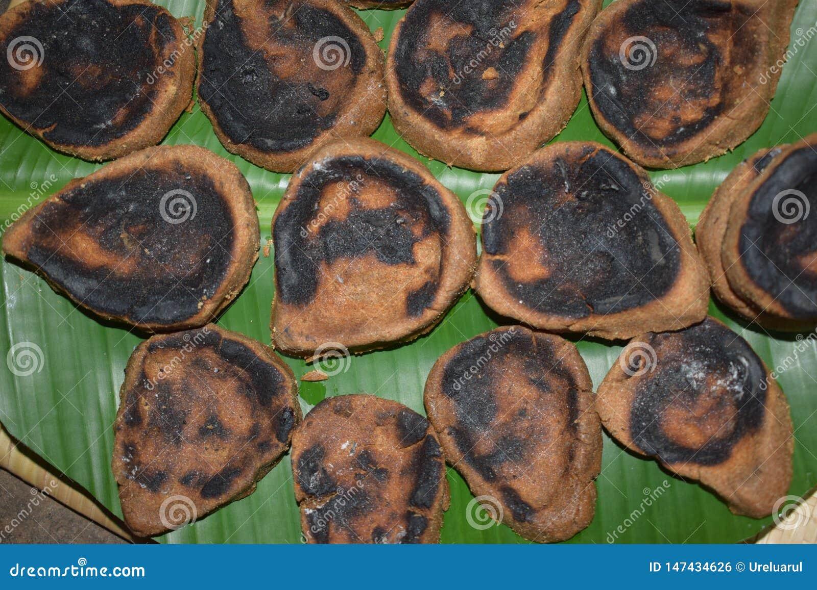 Lâmpadas comestíveis Tradi??o hindu Doce oração do deus vilakku do karthigai Thrikarthika