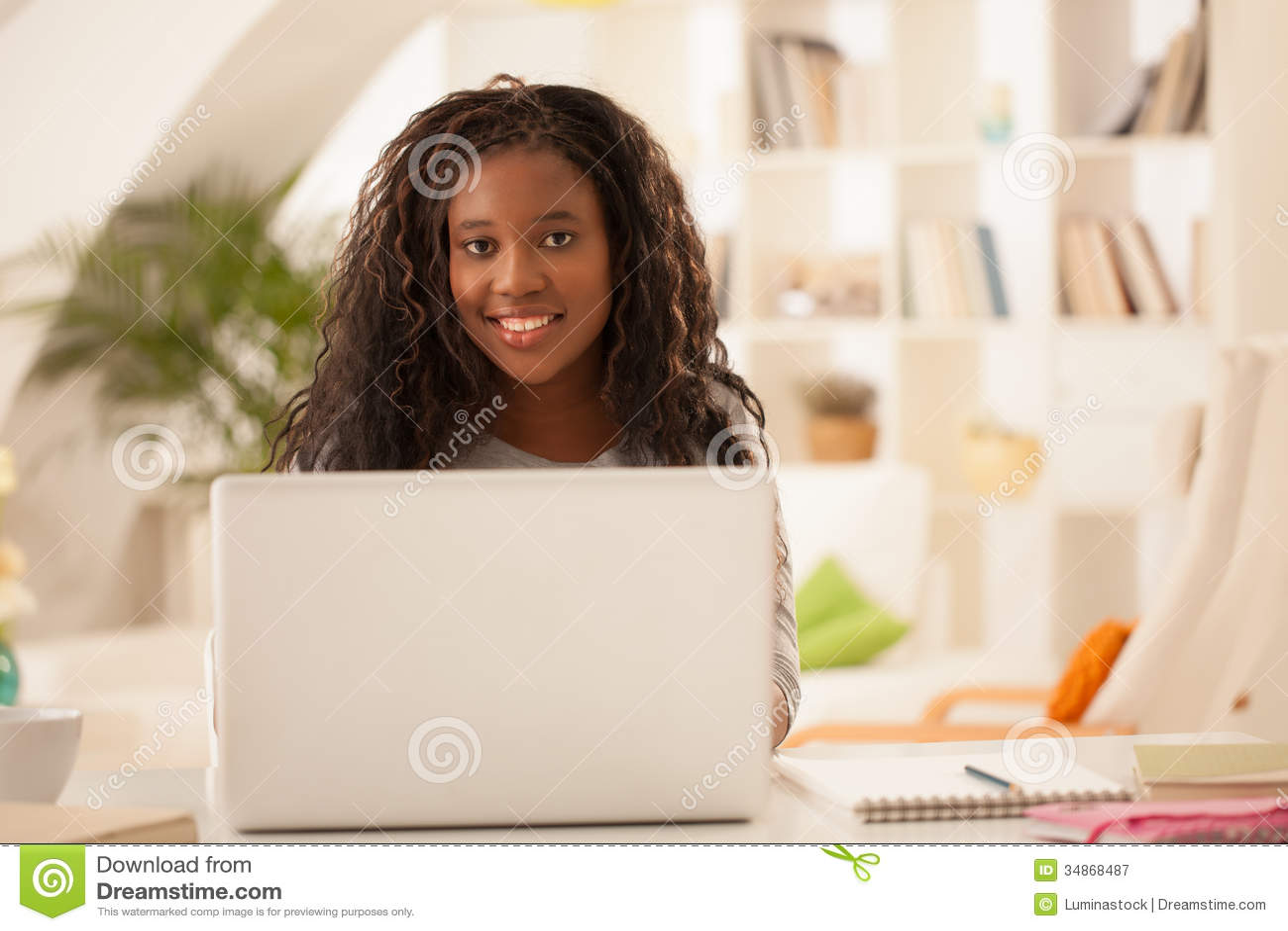 Afrikanische Jugendliche Black Girl Porno-Pic