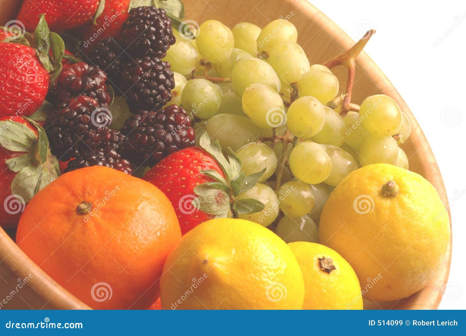 Läcker frukt