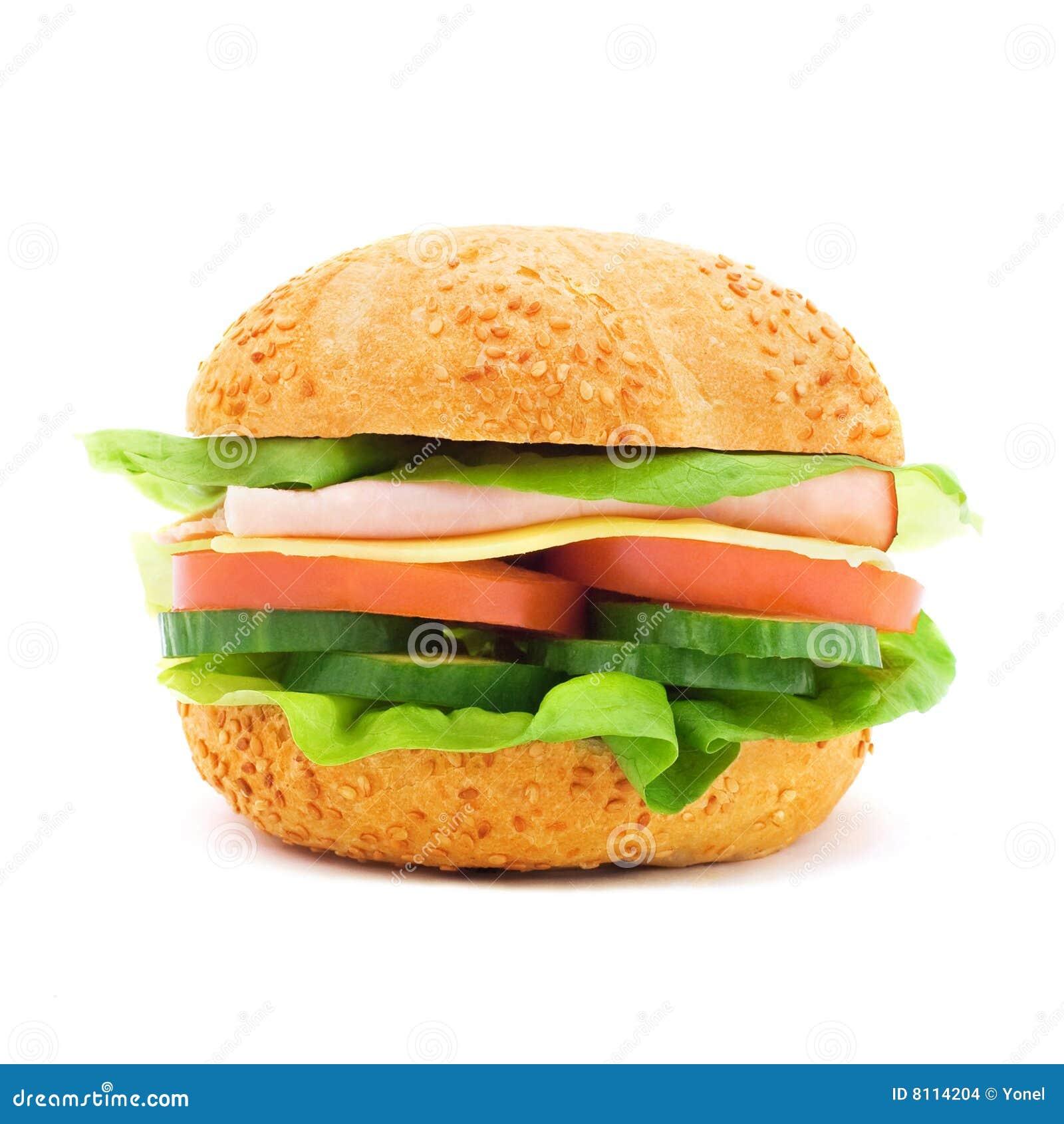 Läcker smörgås