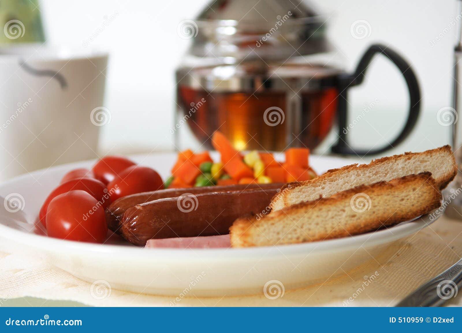 Läckert sunt för frukost