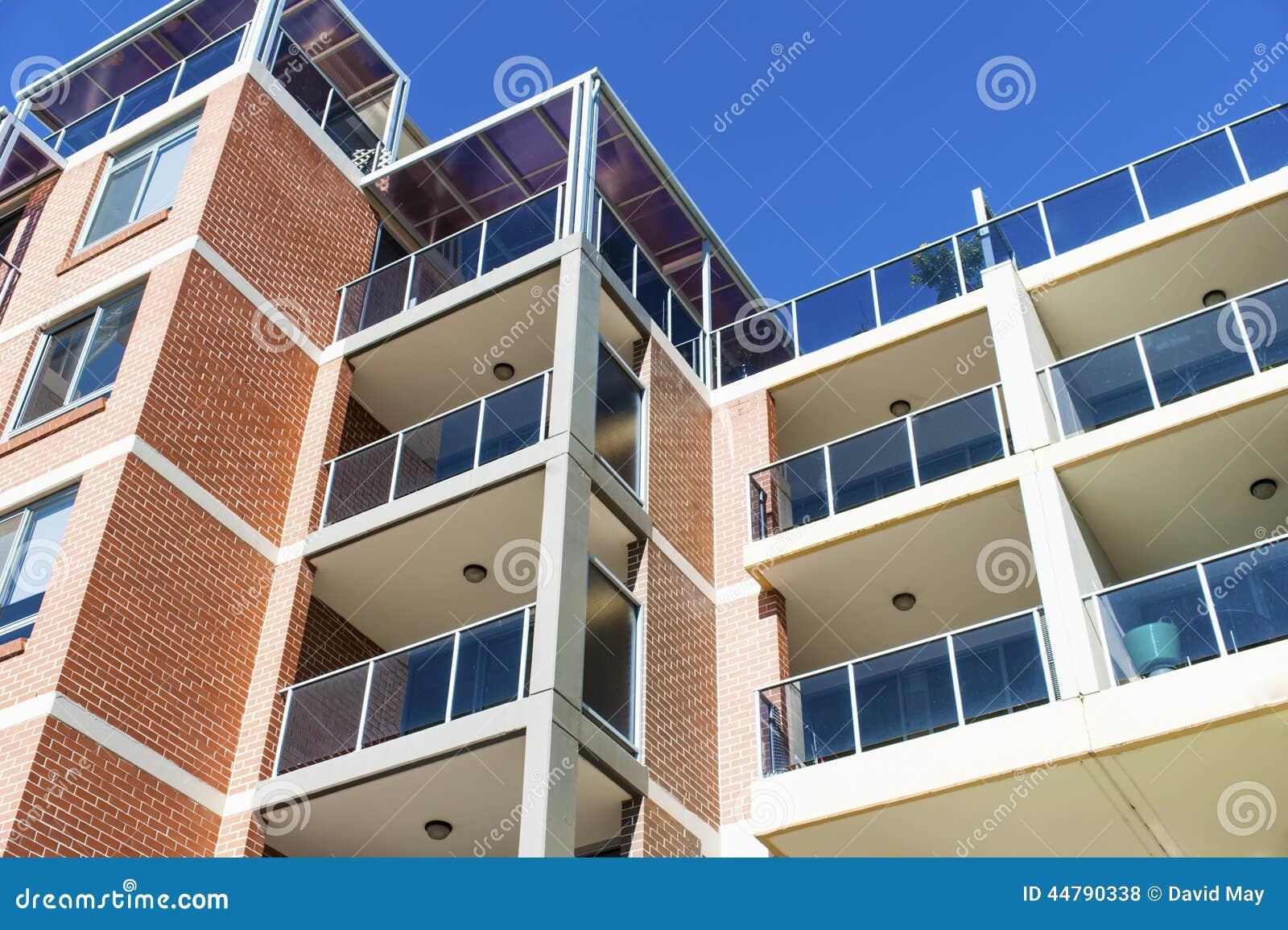 Lägenhetskomplex