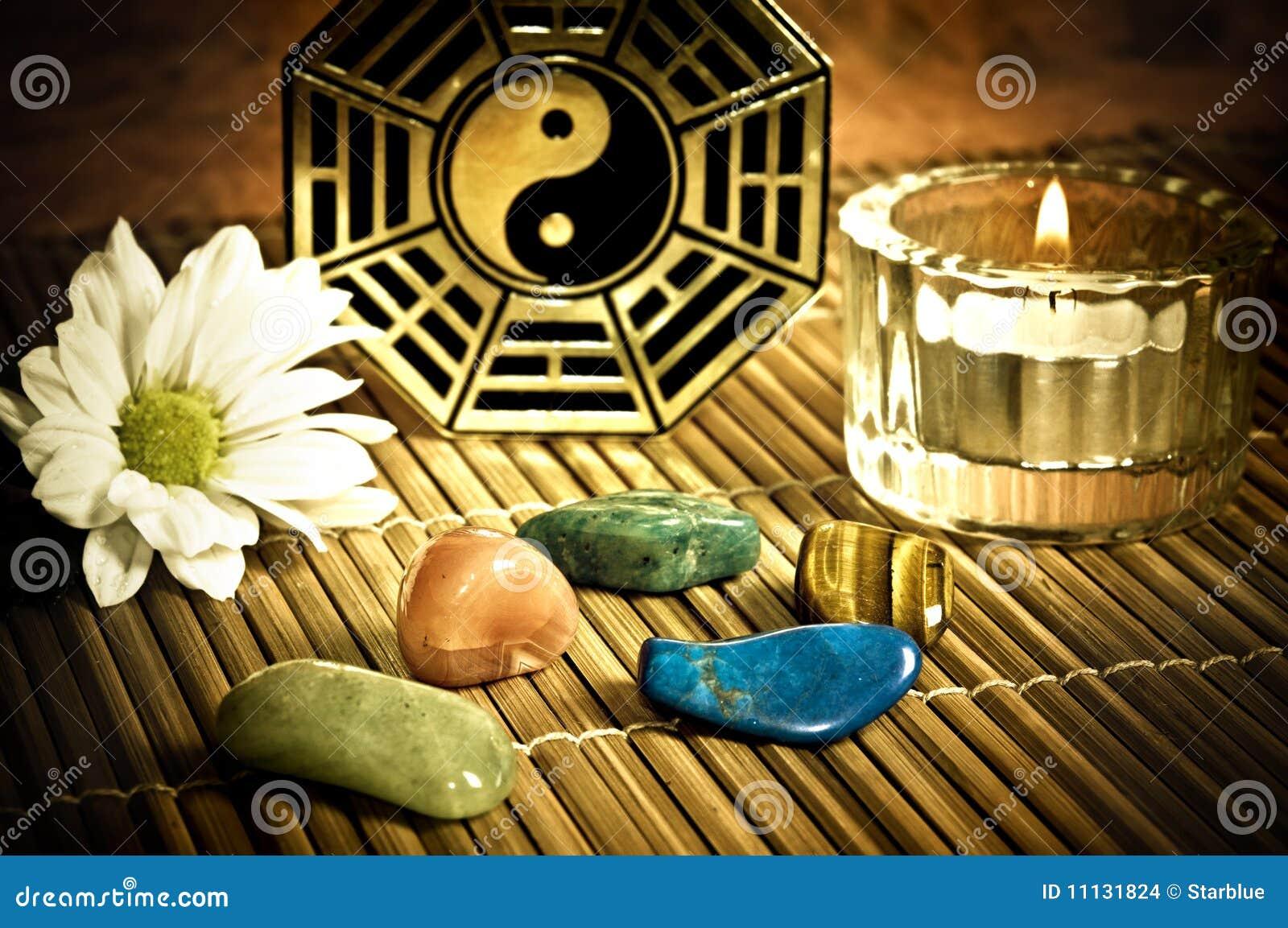 Läka yang yin