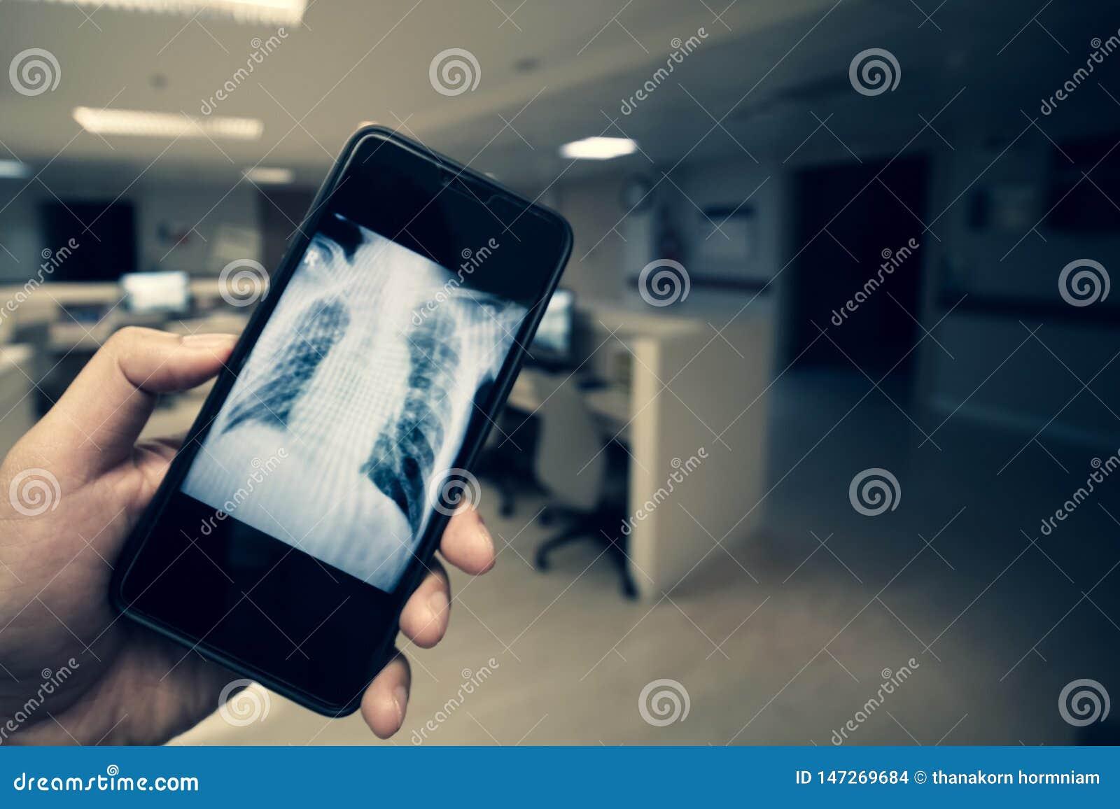 Läkarundersökning och Smartphone