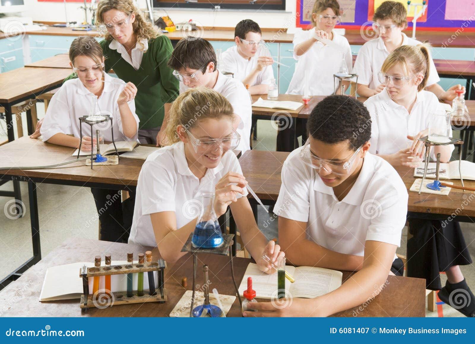 Lärare för gruppskolungdomvetenskap