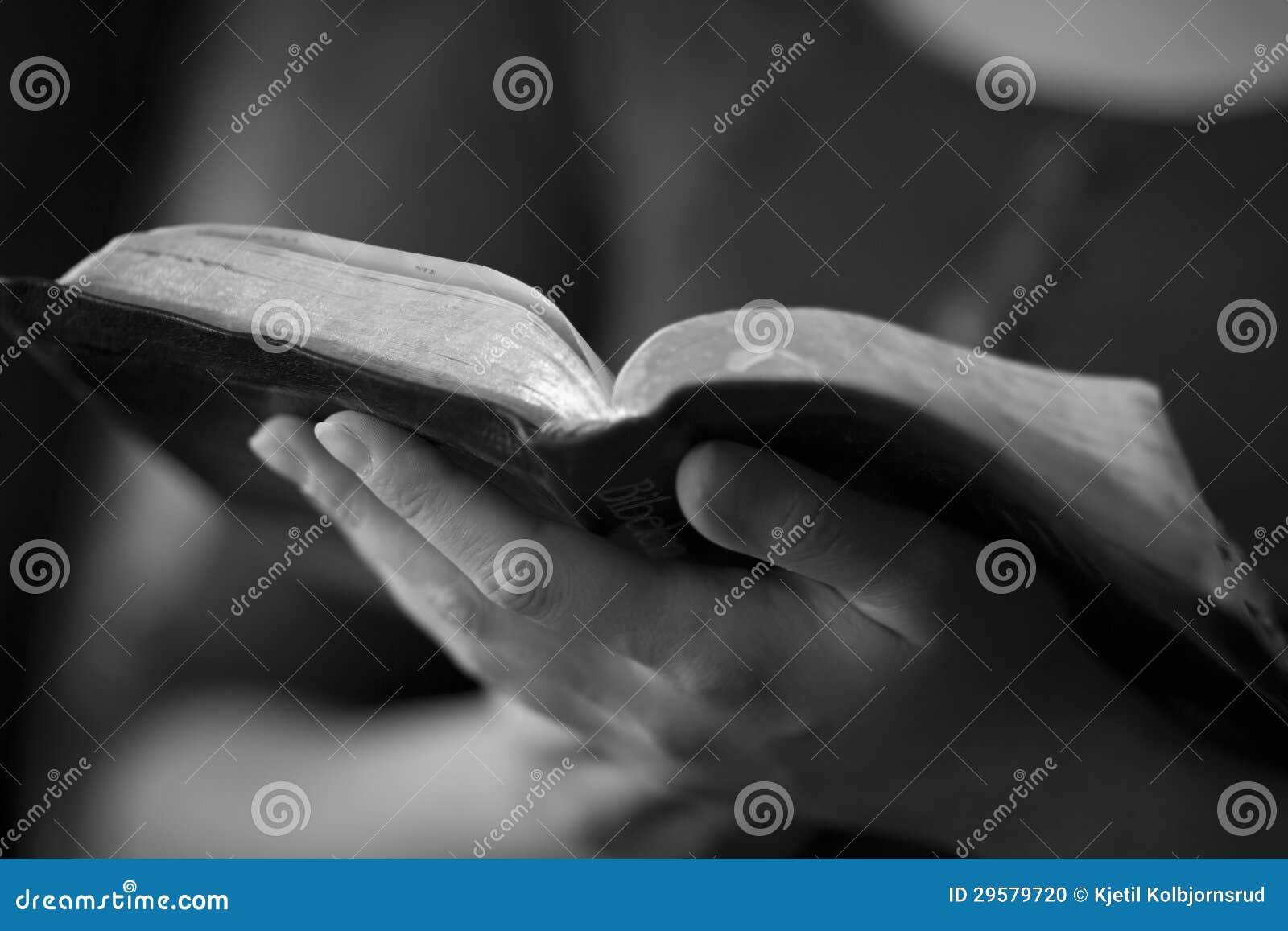 Läsa bibeln