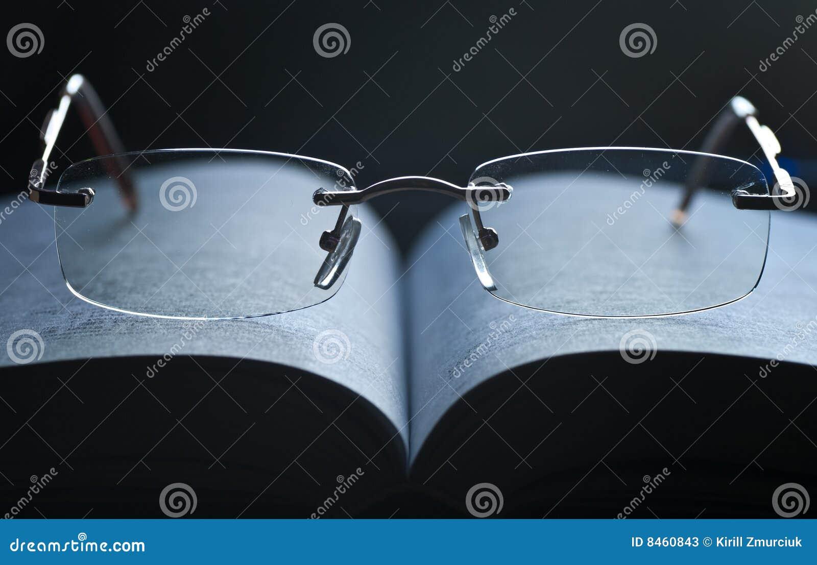 Läsa för exponeringsglas