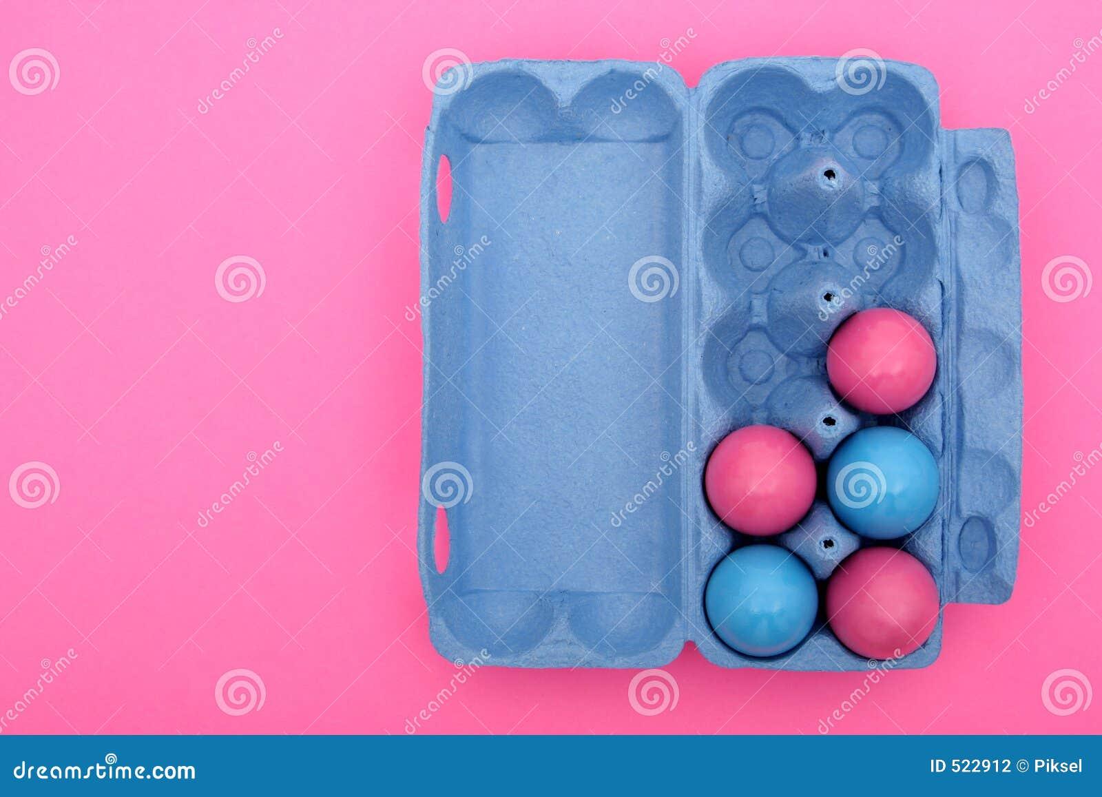 Lådaeaster ägg