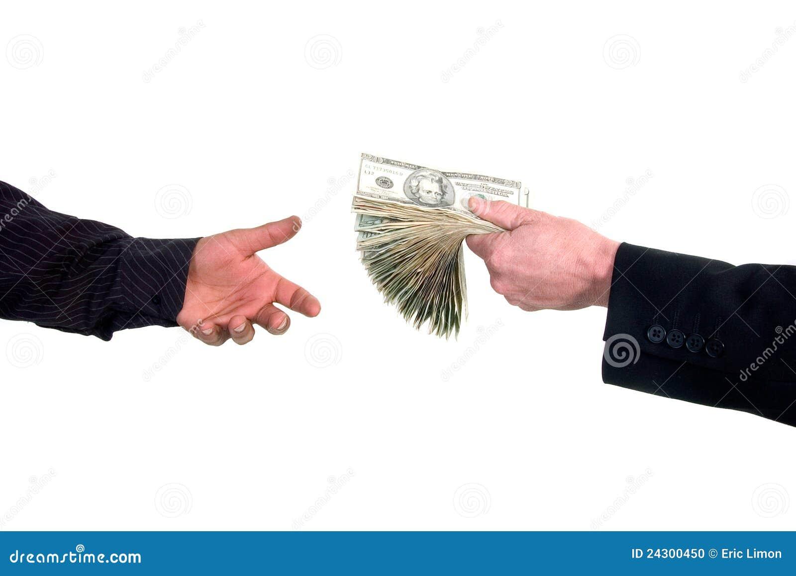 Lånat ut pengar till privatperson
