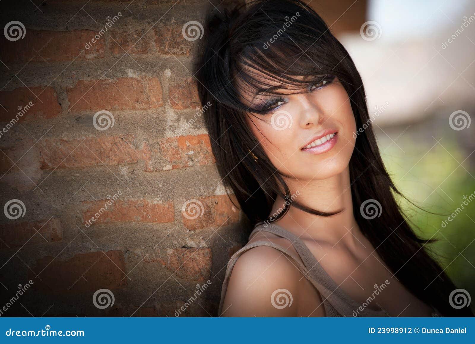 gulligt hår