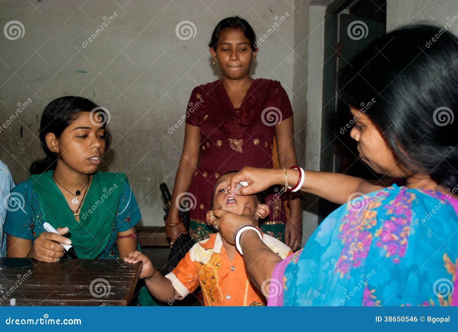 Låt oss utrota barnförlamning