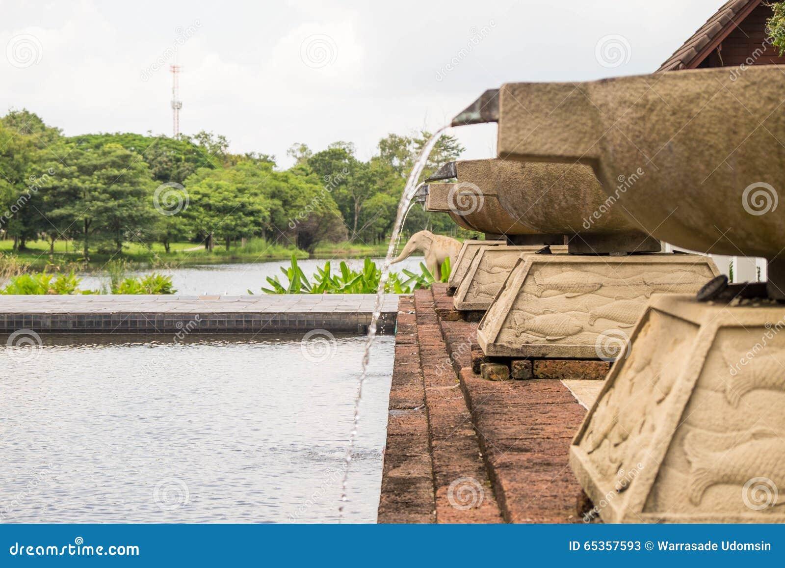 Låt vattenwashsystemet