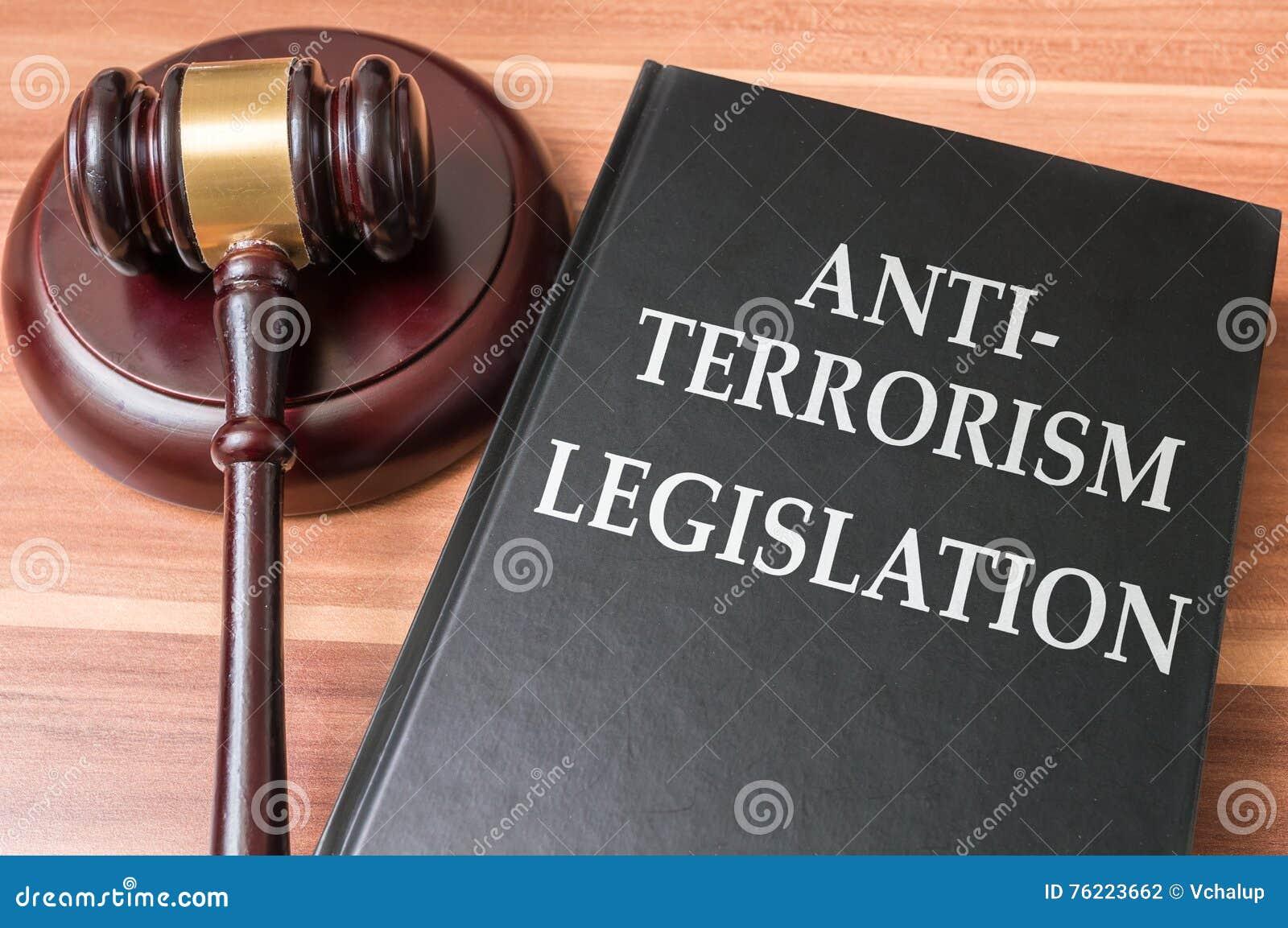 Législation d Anti-terrorisme et concept de sécurité