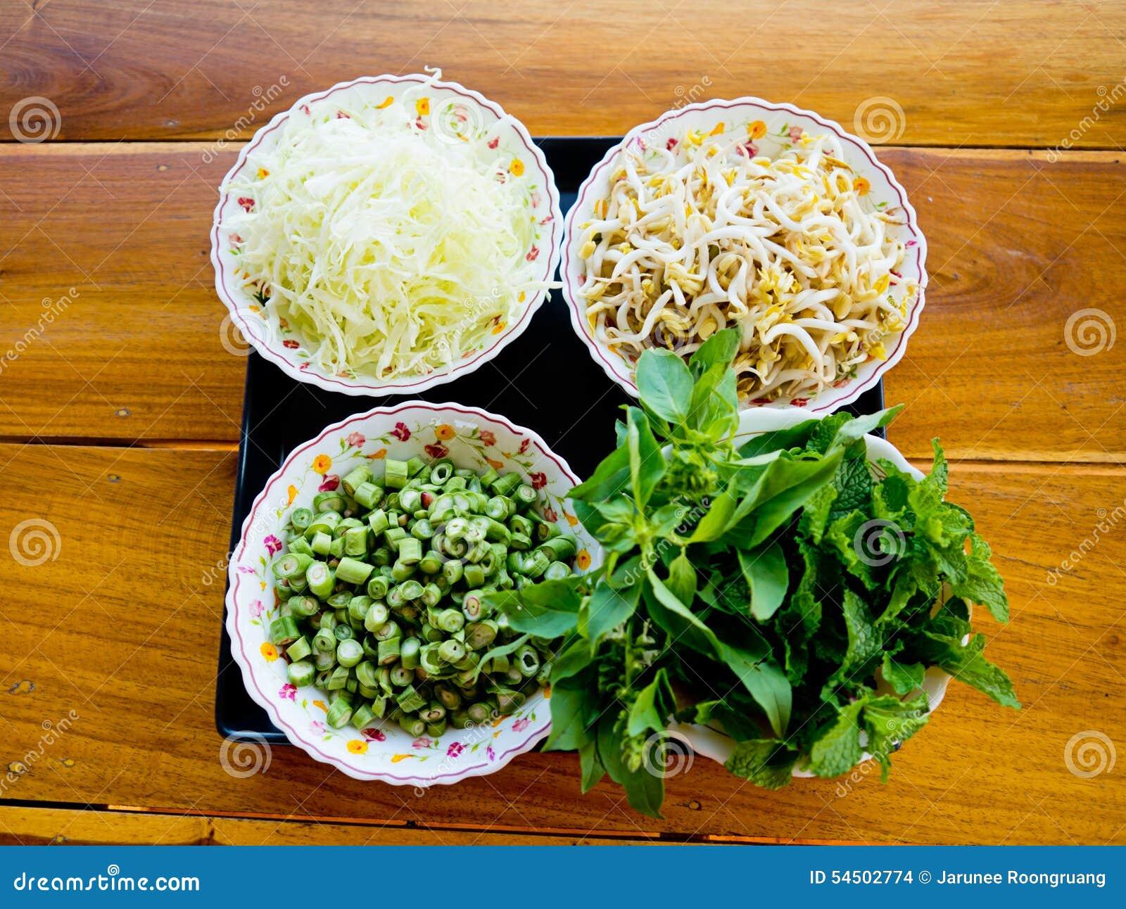 Légumes de mélange