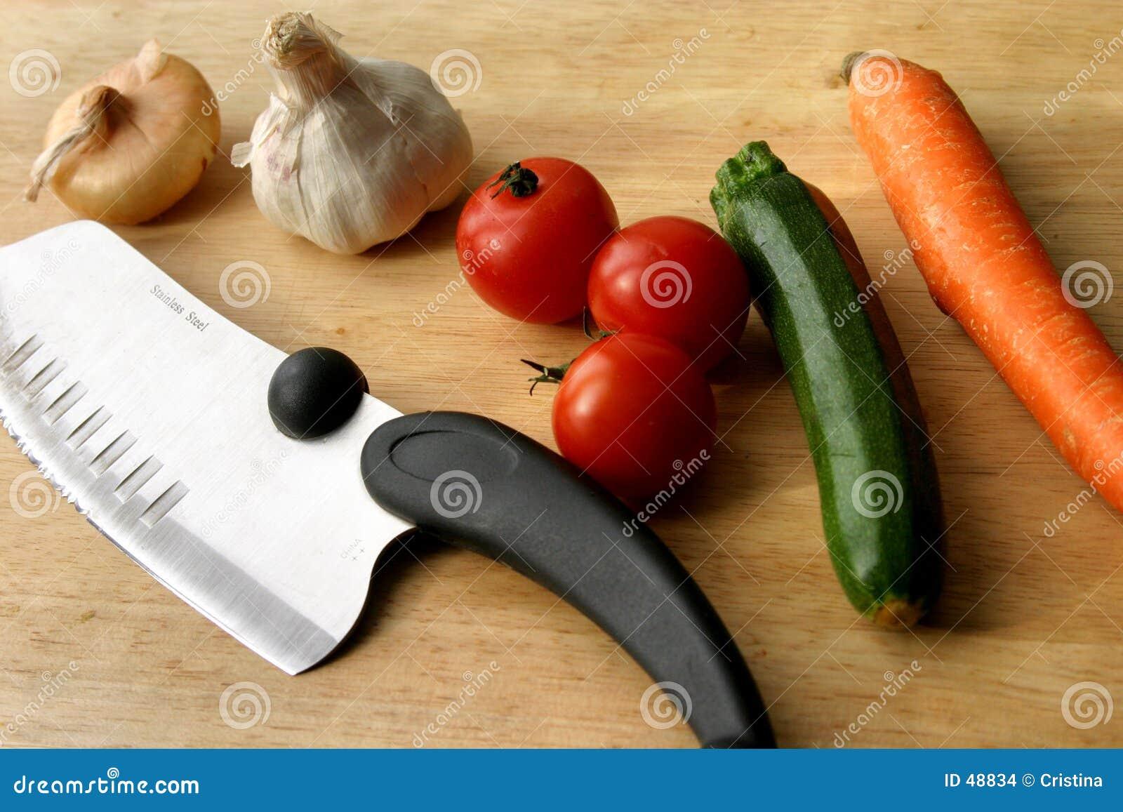 Légumes pour le potage