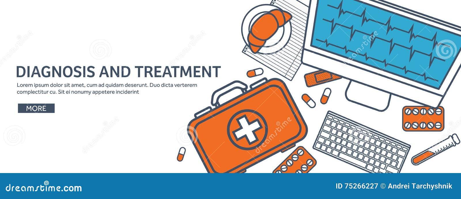 Línea Arte Fondo Plano Médico Atención Sanitaria, Primeros Auxilios ...