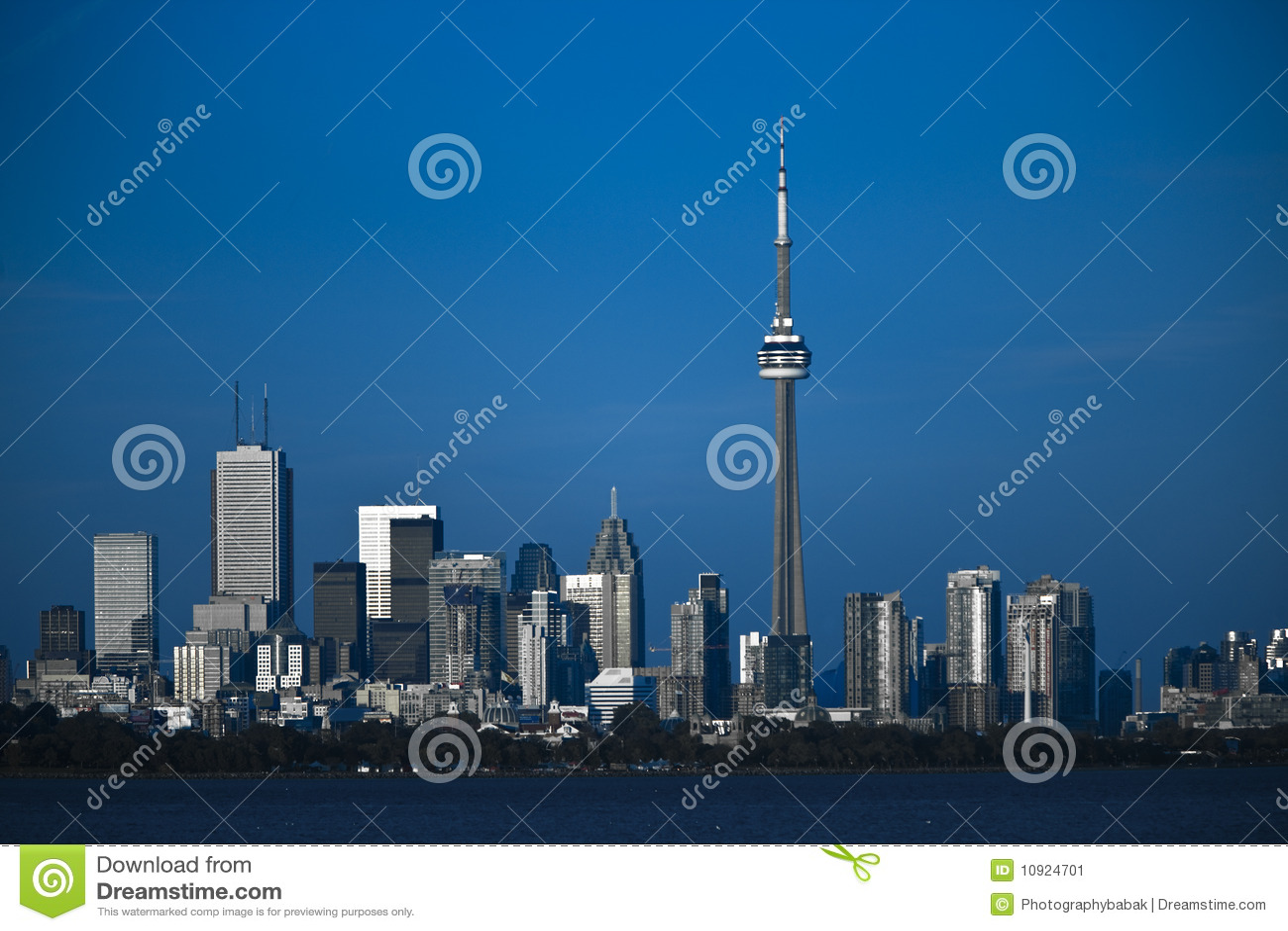 Línea de ciudad de Toronto
