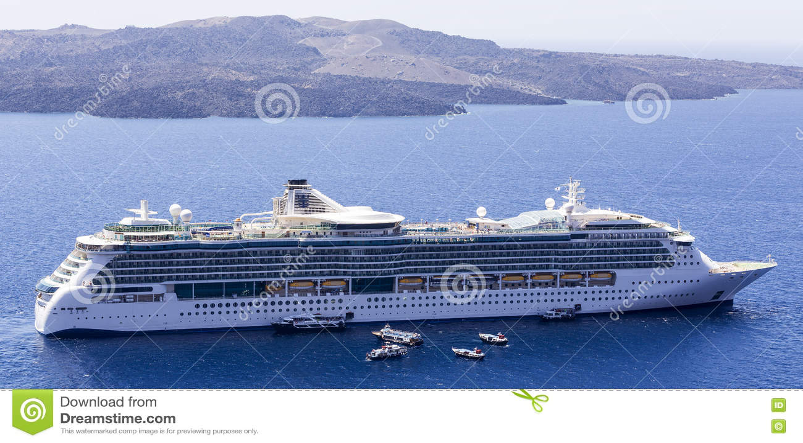 Línea de cruceros