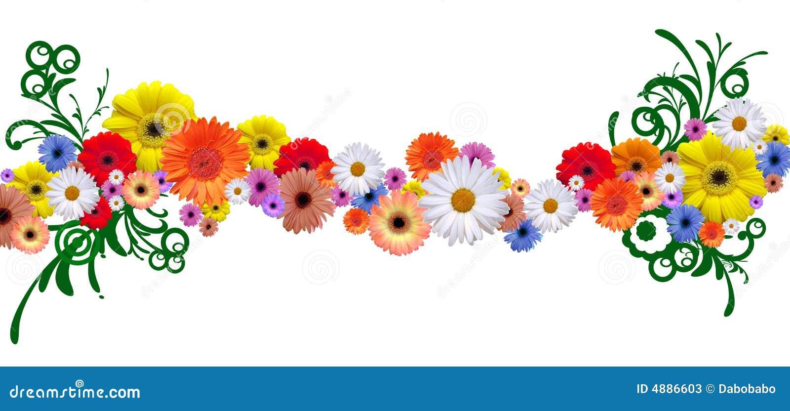 Línea de la flor