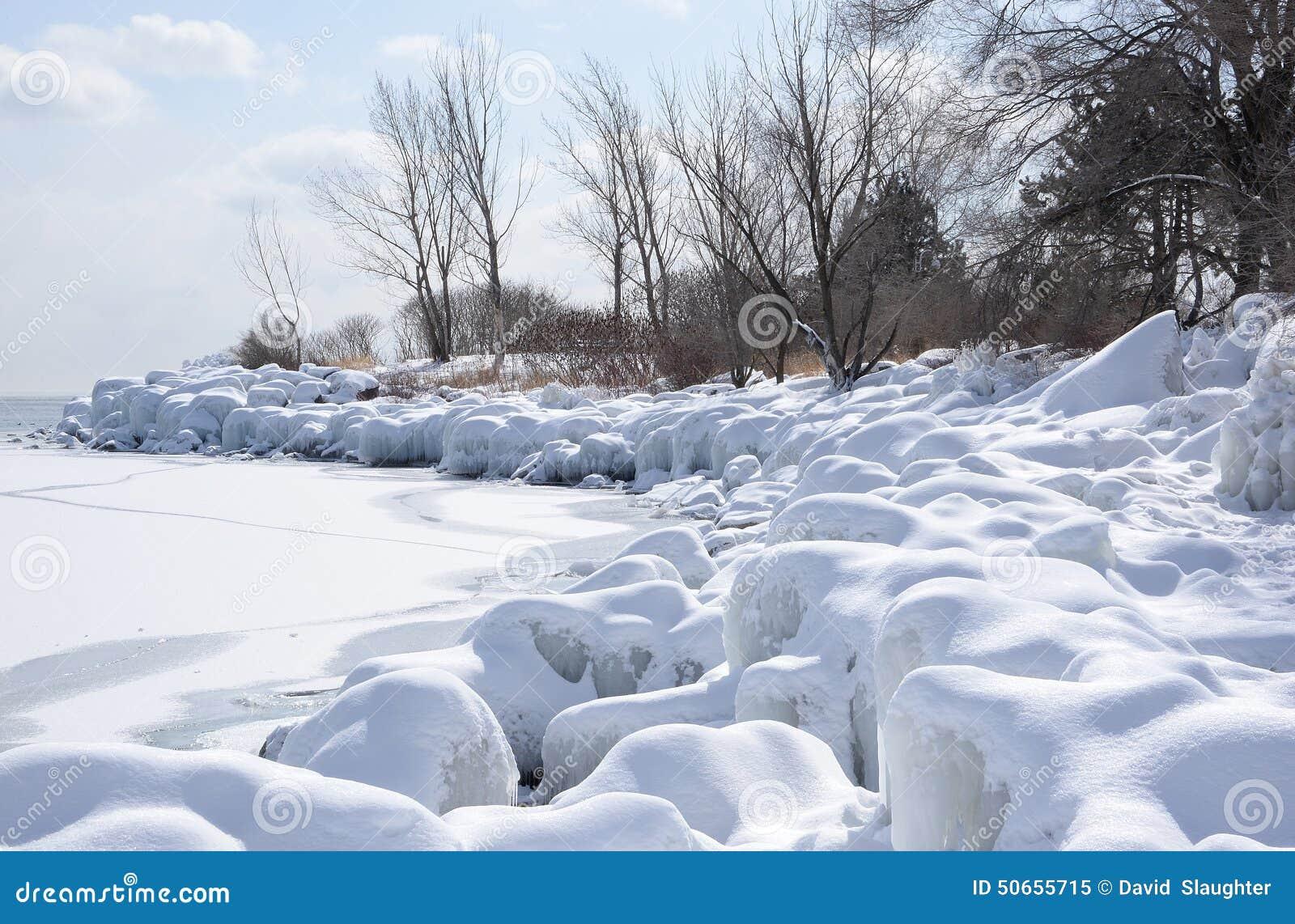 deportes hielo lago manta nieve ontario