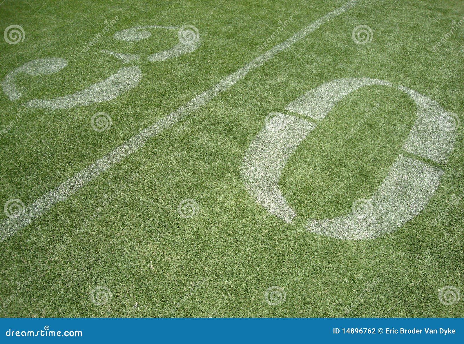 Línea de yardas 30