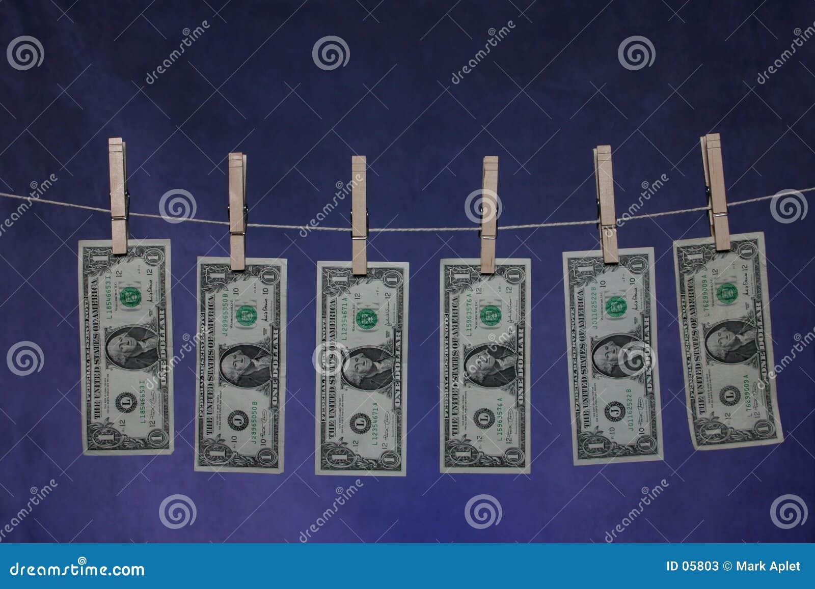 Línea del dinero