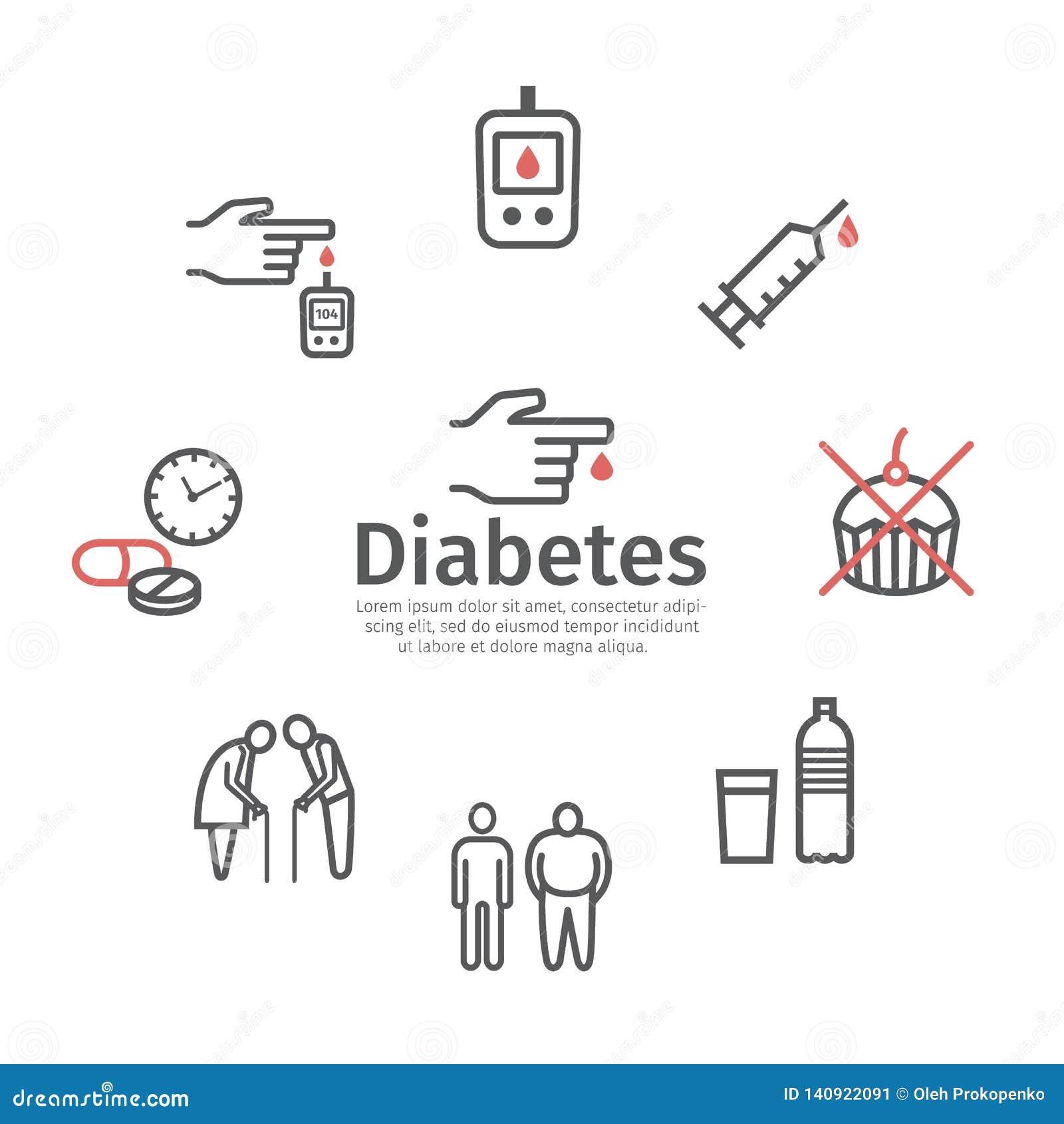 síntomas de diabetes en línea