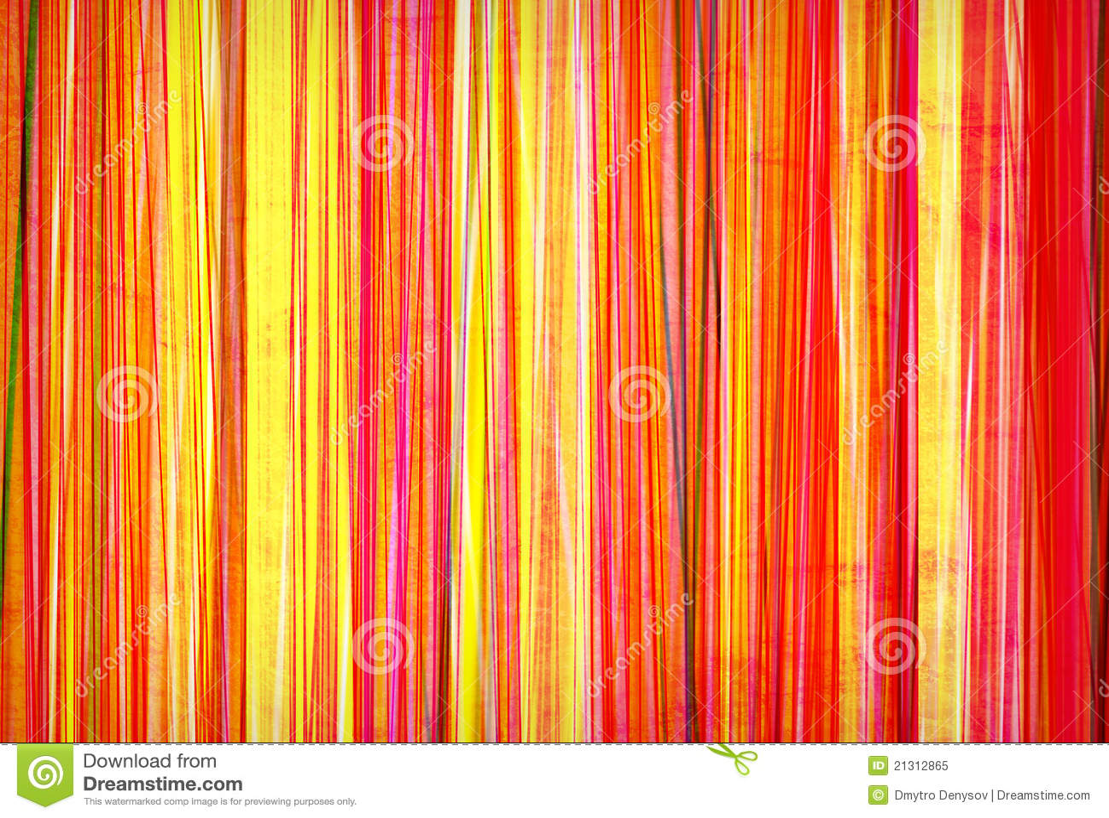 Líneas coloridas de Grunge