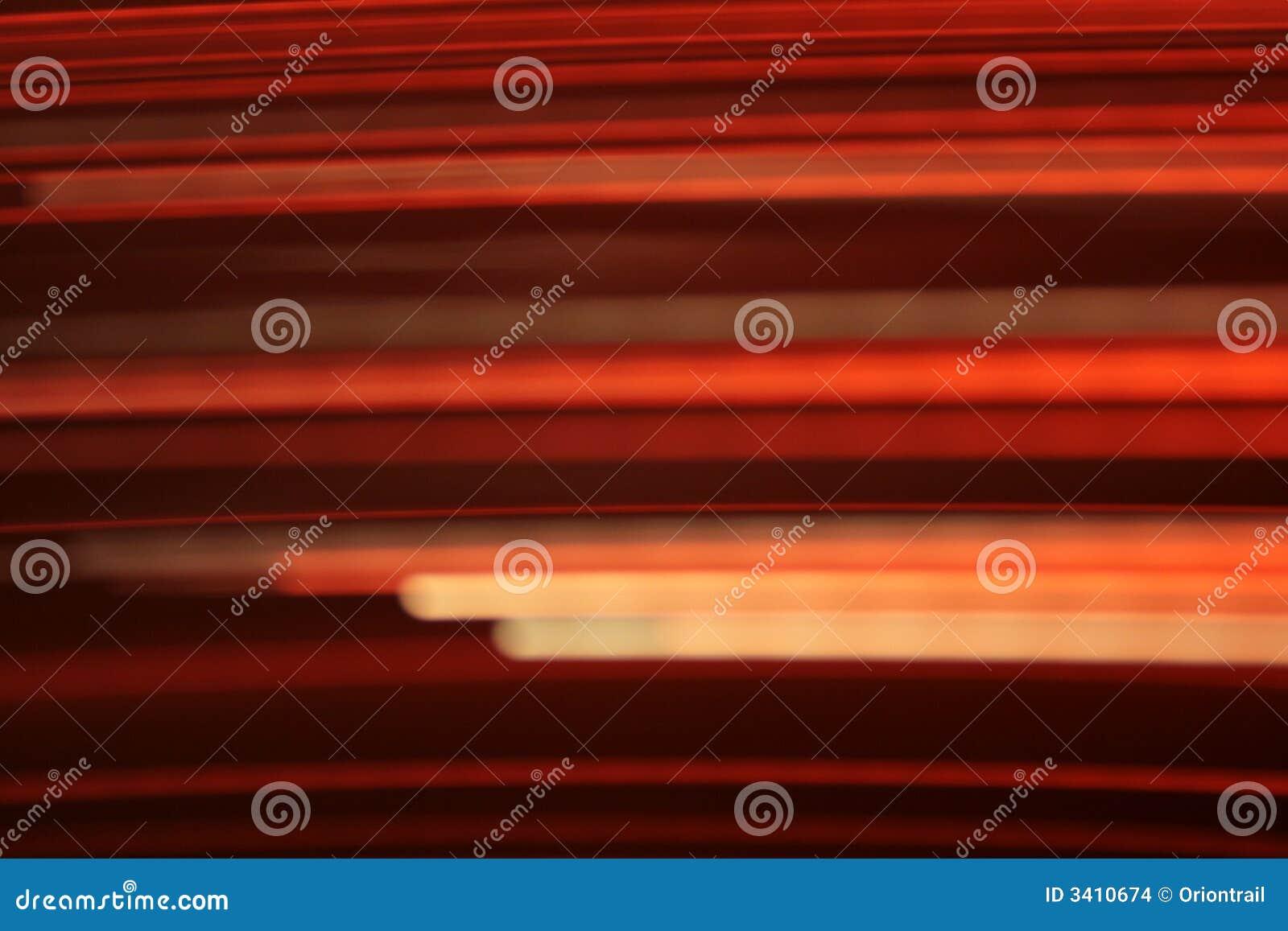 Líneas de color abstractas