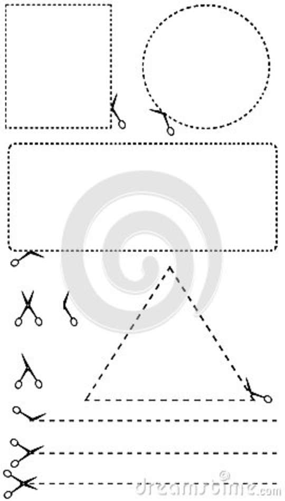 Líneas de corte