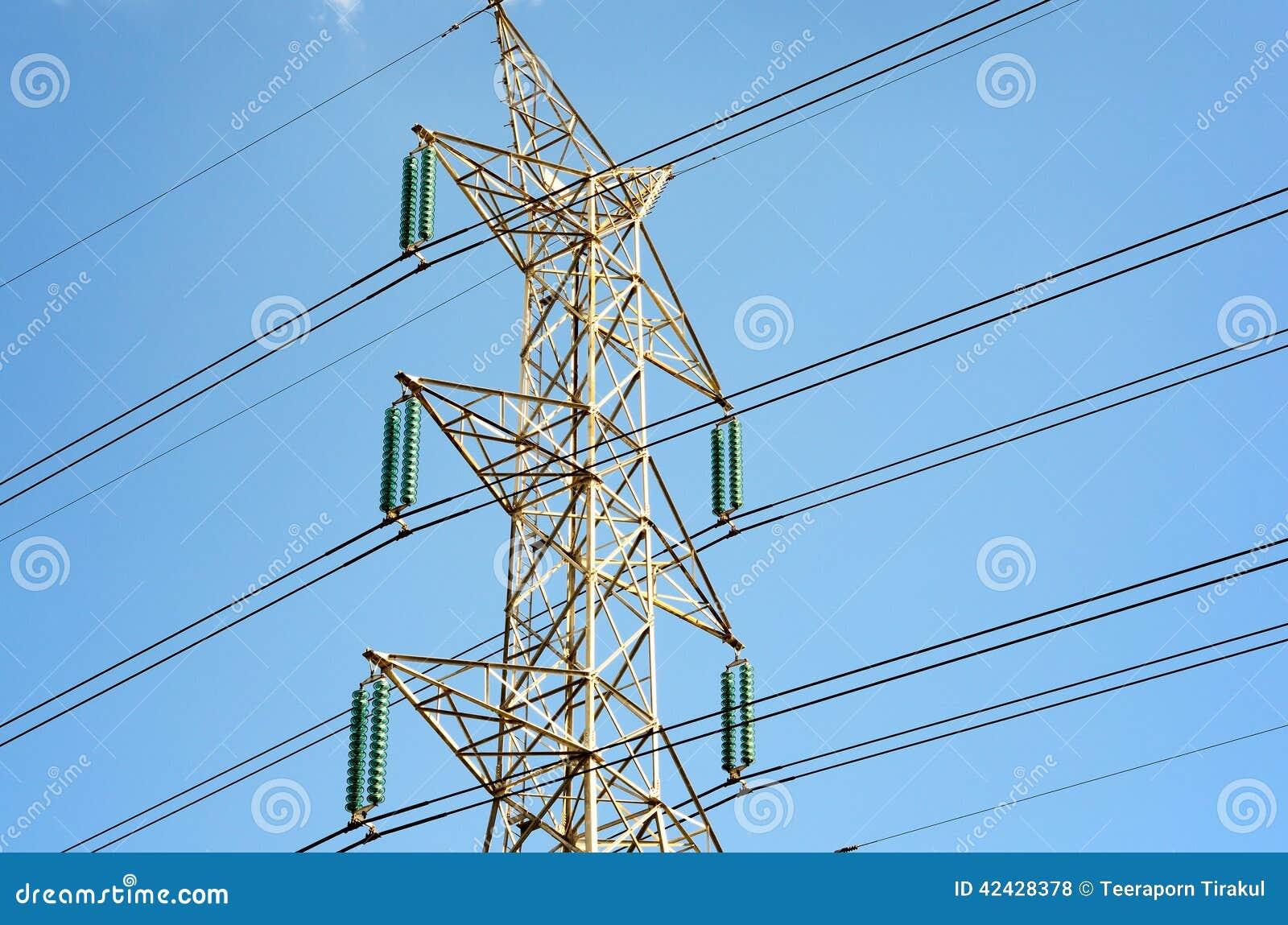 Líneas de transmisión de poder