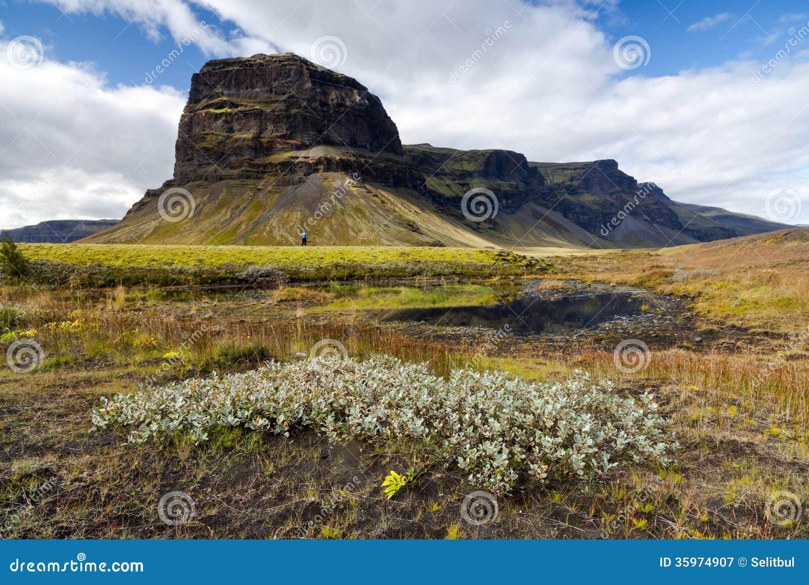 Lómagnúpur, Islandia del sur
