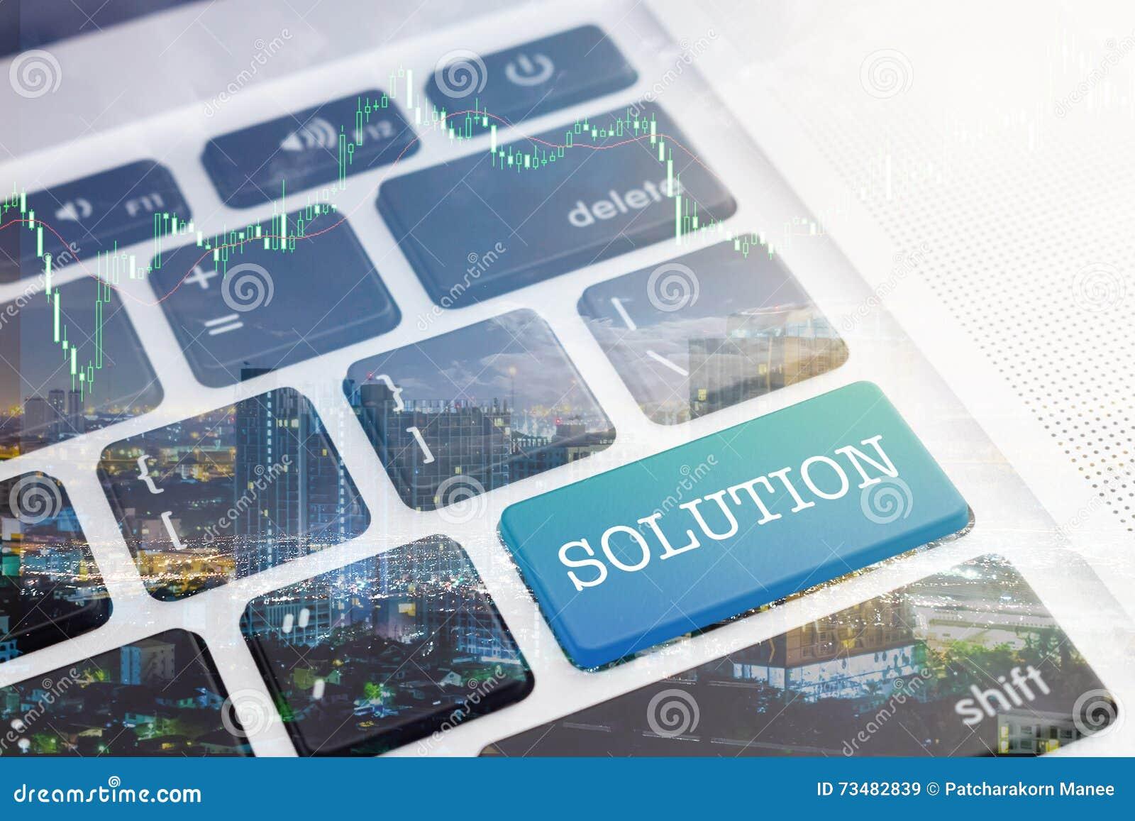 LÖSNING: Grön knapptangentborddator