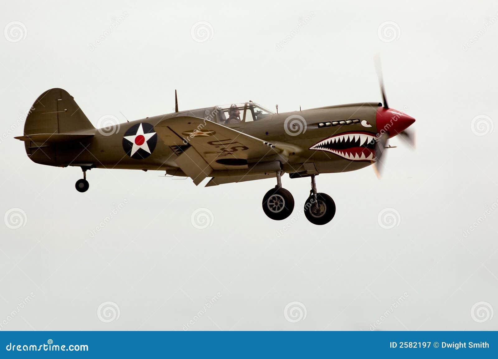 Lądowanie p40
