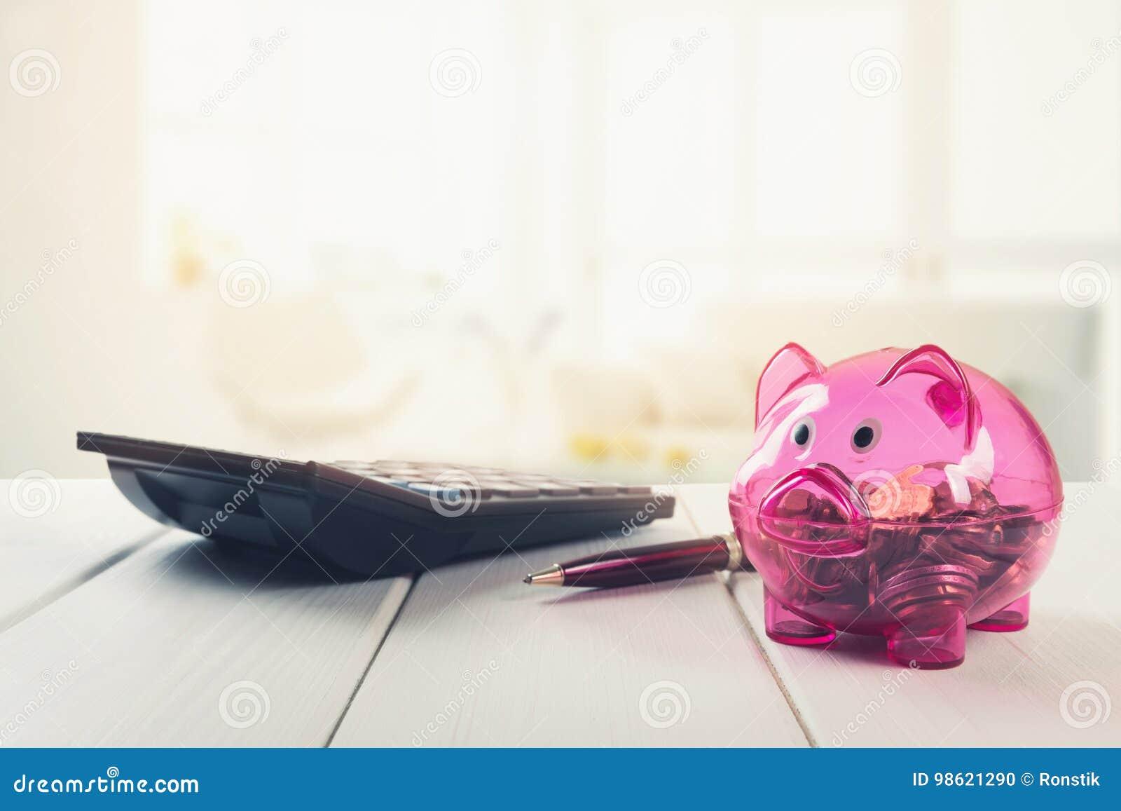L épargne de ménage - finances et budget de planification