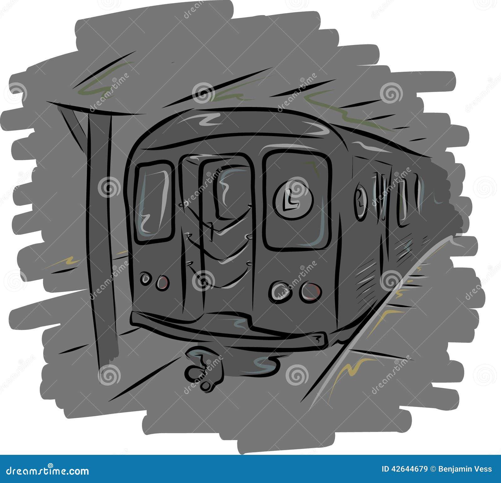 L метро поезда