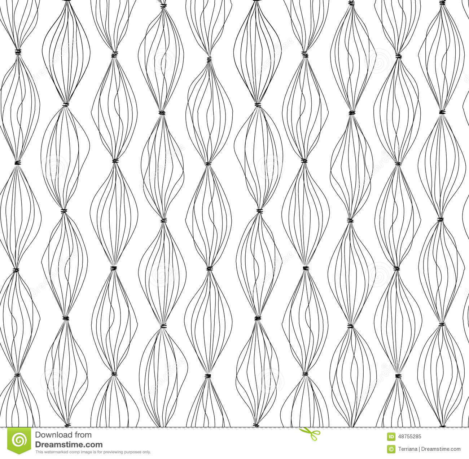 L abstrait raye le fond Modèle sans couture rayé par point géométrique