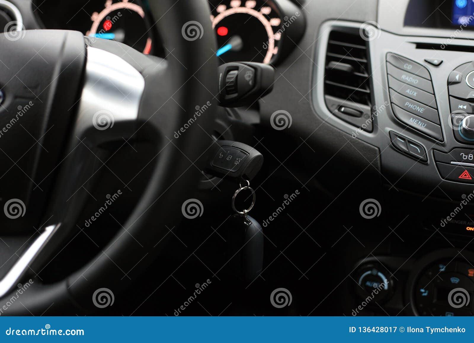 L accensione digita l automobile