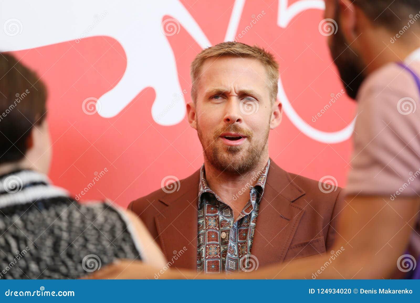 L acteur Ryan Gosling assiste au premier ` d homme de `