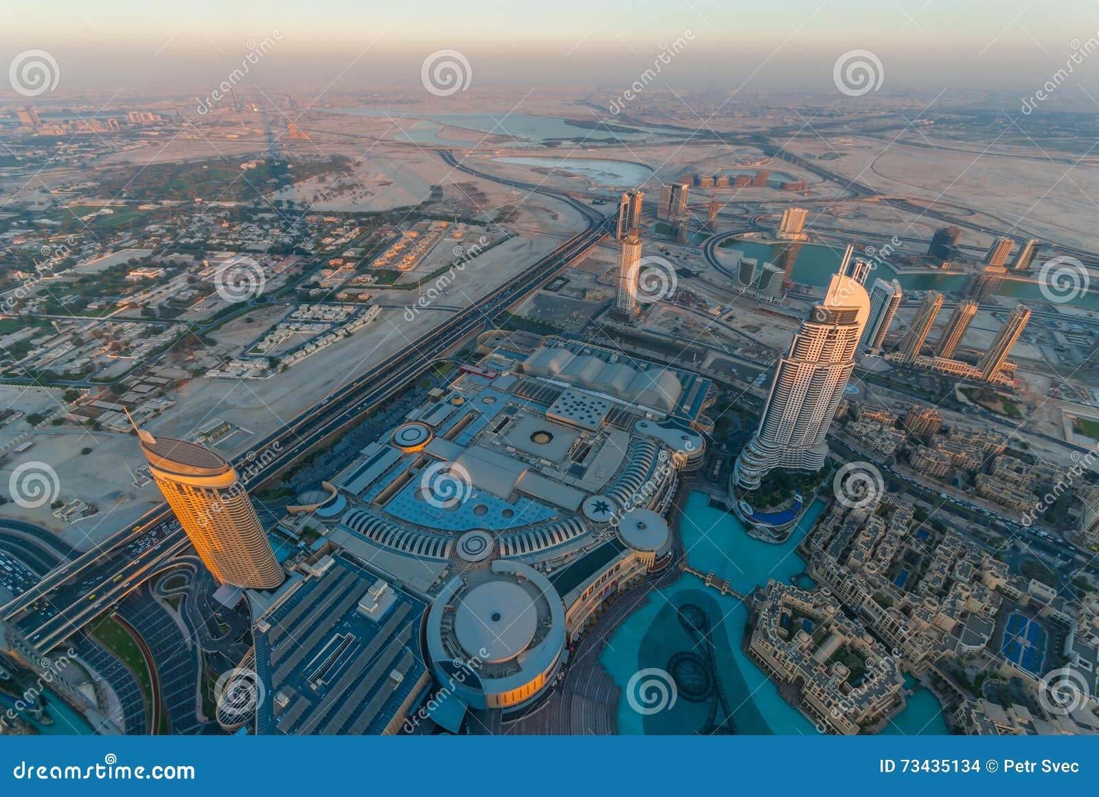 L adresse Dubaï du centre