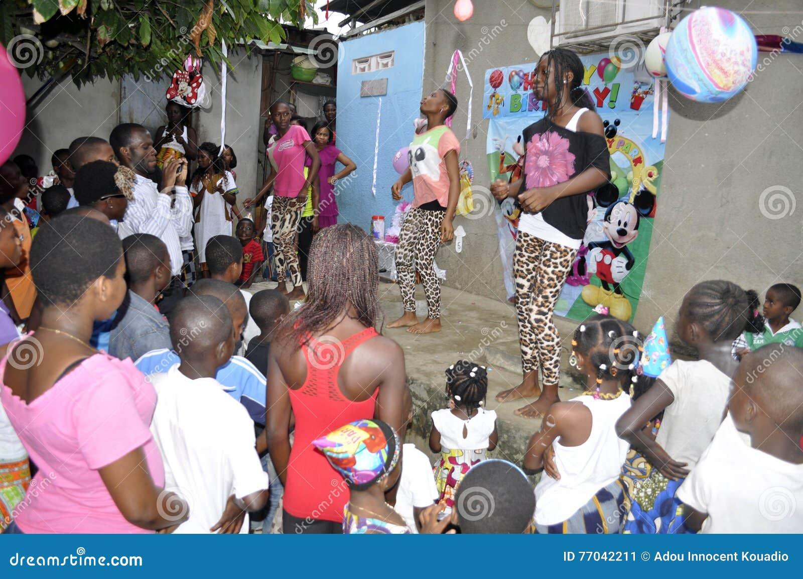 Immagini di cultura africana