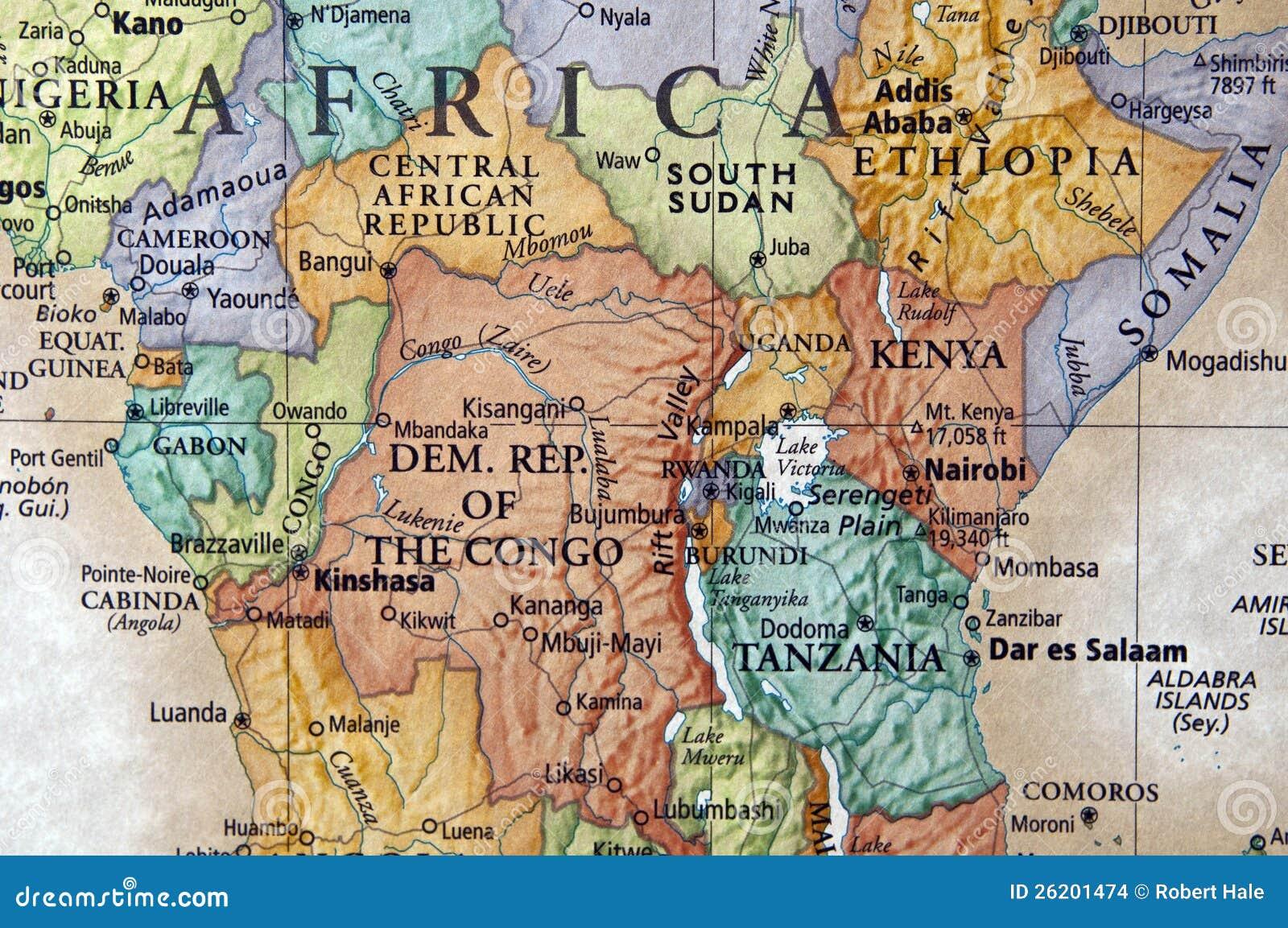 Lafrique Centrale Photo Stock Image Du Tourisme Voyage 26201474