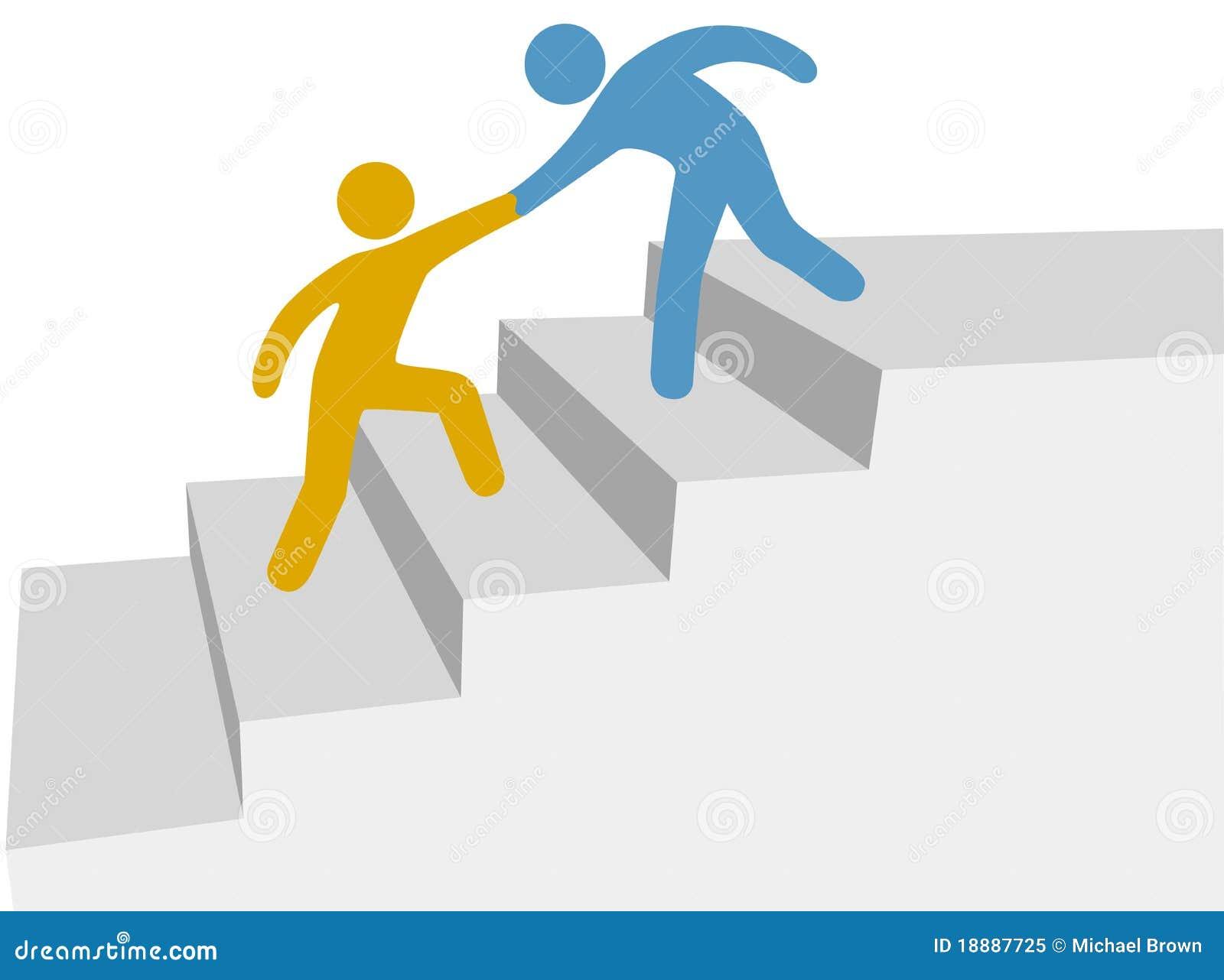L aide de collaboration de progrès s élever vers le haut améliorent des opérations