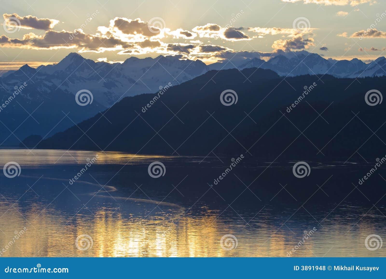 L Alaska di stupore