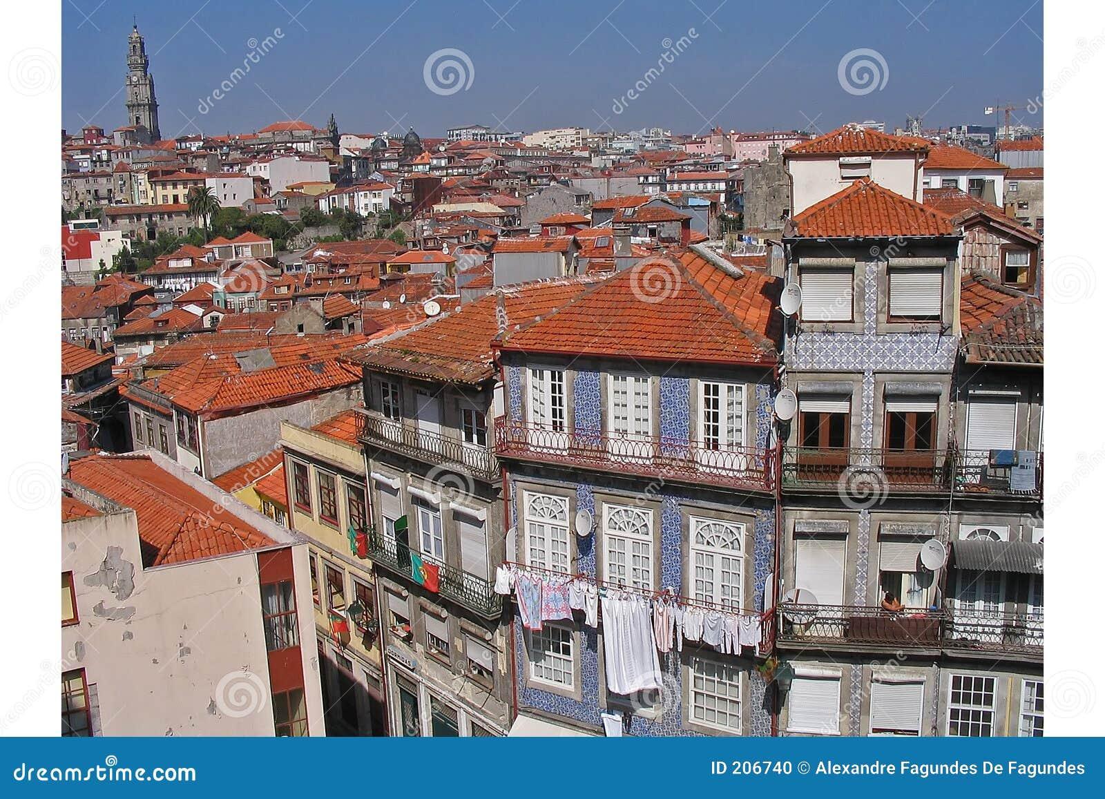 L alloggiamento di Oporto - il Portogallo