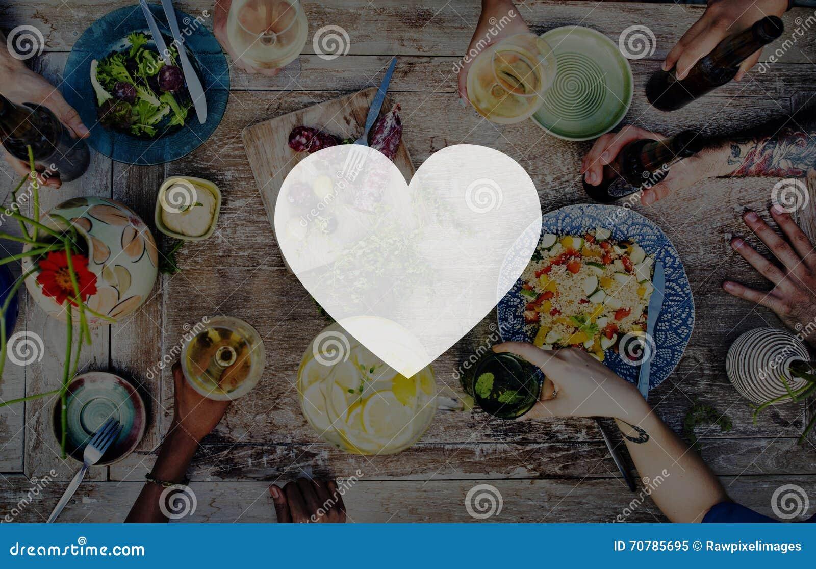 L amour aiment la dévotion romantique Joy Life Concept d affection de passion