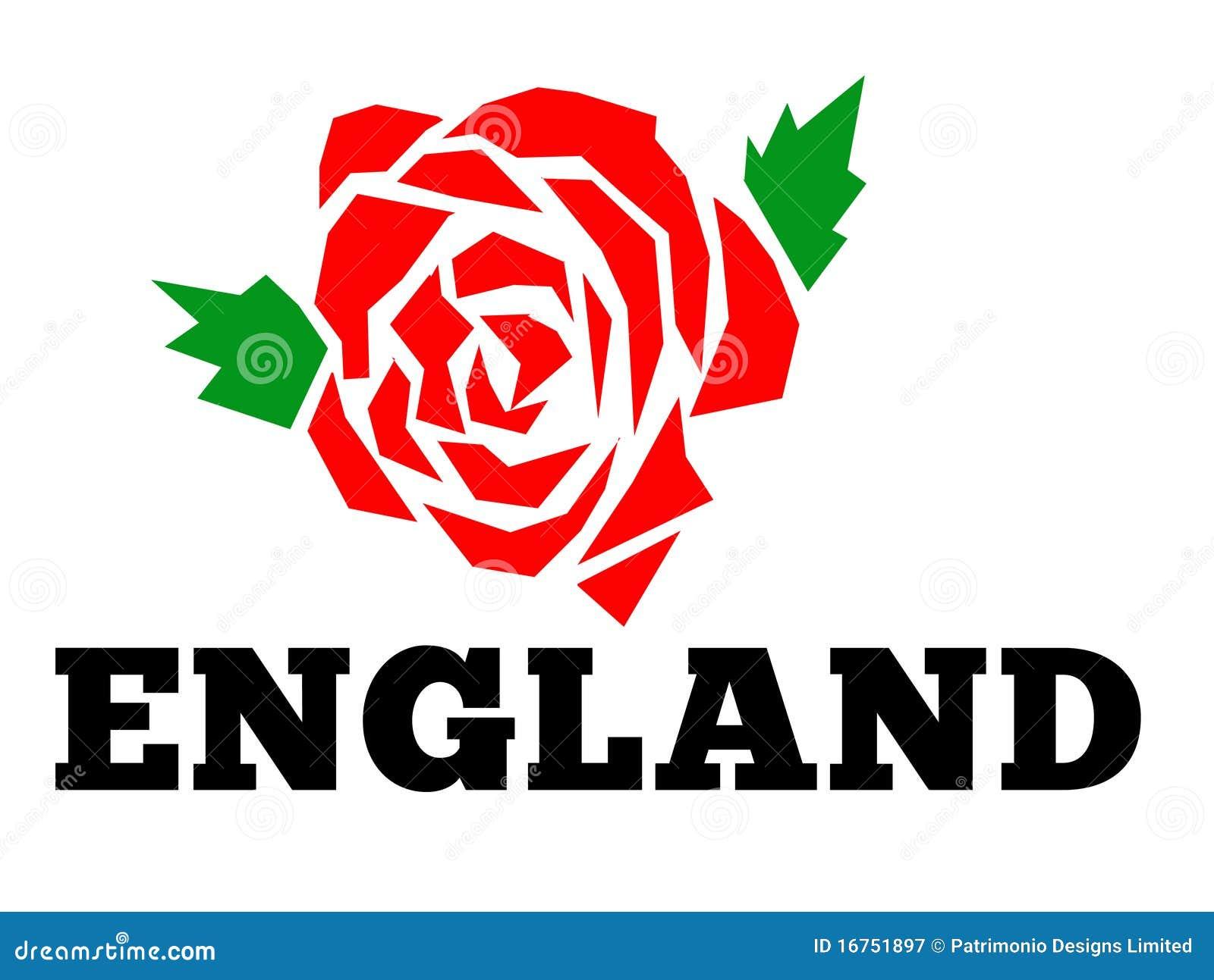 La Rose Symbole De Langleterre