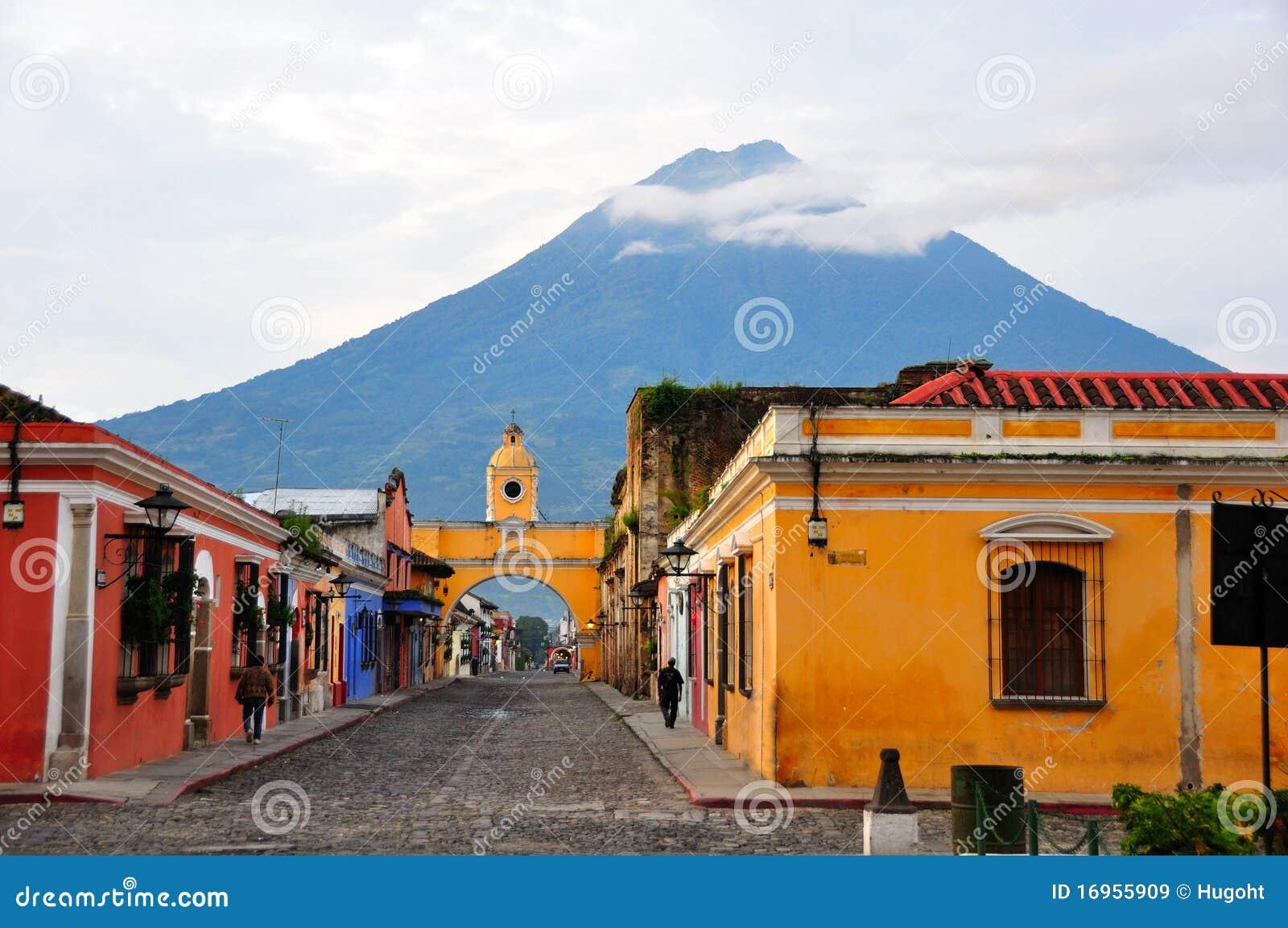 L Antigua Guatemala